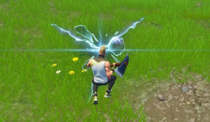 Activate Glider Using Rifts