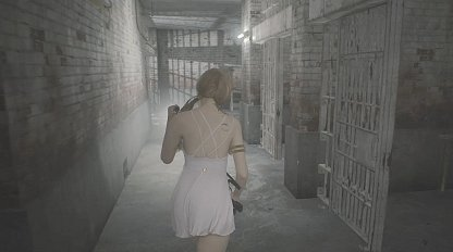 RE2 Run To Southern Jail Cell