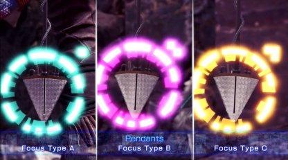 New Color Schemes For Focus Pendant