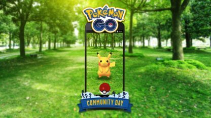 Pikachu Community Day