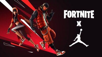 Fortnite x Jordan Event
