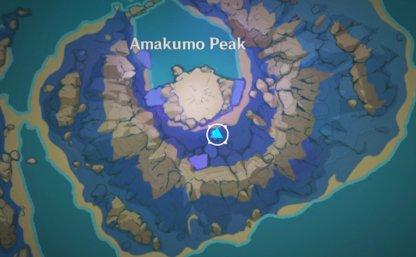 Amakumo Peak Puzzle