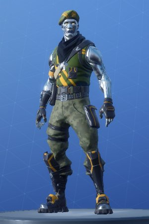 Skin Outfit DIECAST