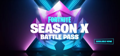 Season 10 Battle Pass