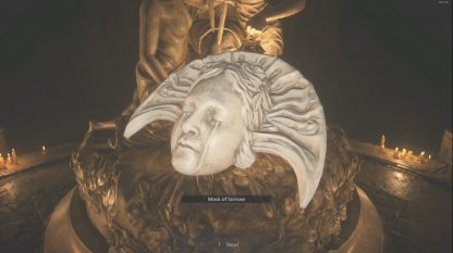 Mask Of Sorrow