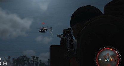 Shoot Down Chopper When It Arrives