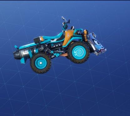 BIZZY Wrap - Vehicle