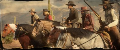 Red Dead Redemption 2 Online Multiplayer Experience