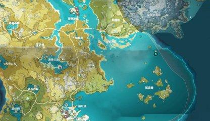Silk Flower Locations