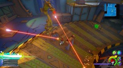 Kingdom Hearts 3 Monstropolis Story Guide & World Walkthrough