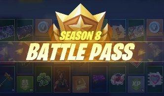 Rank Up the New Season 8 Battle Pass