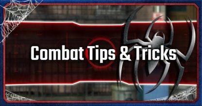 Combat Tips & Tricks - Spider-Man PS4