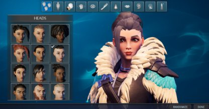 Dauntless | Character Creation & Customization Guide