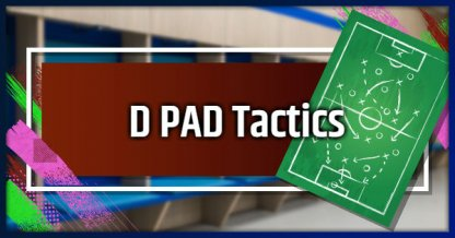 D PAD Tactics - Action & Control List