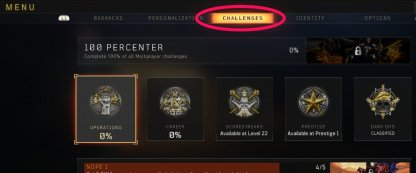 Confirm Challenges