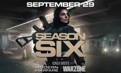 Season 6 On September 29