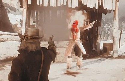 Red Dead Redemption 2 Epilogue 2 American Venom