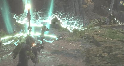 Anthem Use Mid-Long Range Weapons To Defeat Enemies While Charging Signal