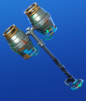 Pickaxe Skin DOUBLE TAP