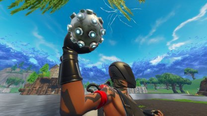 Use Impulse Grenades to Throw Enemies to the Storm