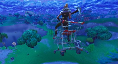 Shopping Cart Quick Escape