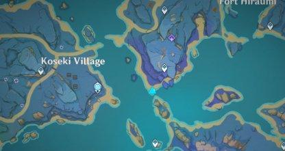 Koseki Village Fishing Point