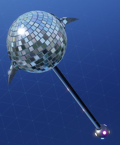 Pickaxe Skin DISCO BRAWL