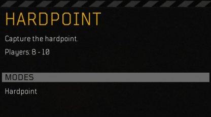 Hardpoint Mode