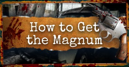 Resident Evil 2 | RE2 How To Get Magnum Guide & Location