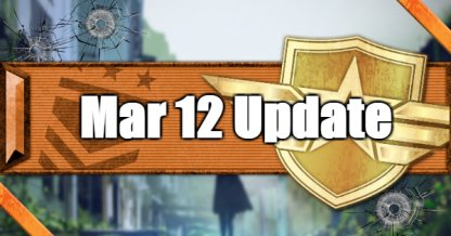 Mar. 12 Update - Shamrock & Awe, Blackout Map Update & More!
