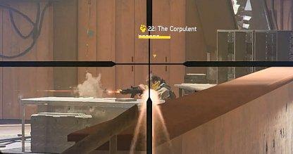 The Corpulent Has Rapid Fire Guns