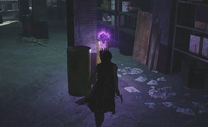 Devil May Cry 5 Find Purple Orb Fragment Inside Warehouse
