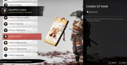 Charm of Inari