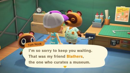 blathers