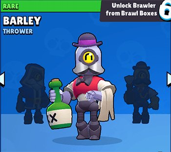 BARLEY Image