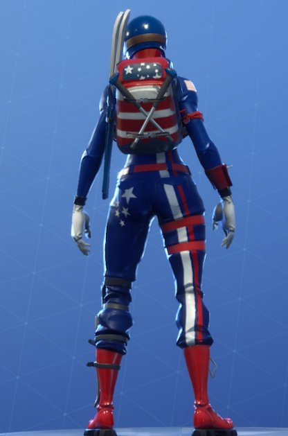 MOGUL MASTER (USA) Back