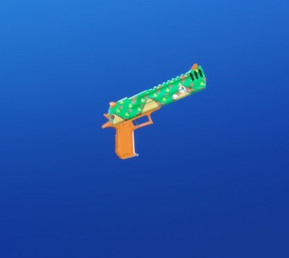 FOREVER TUESDAY Wrap - Handgun