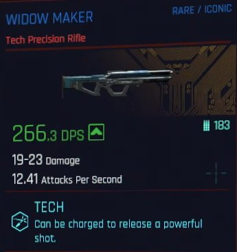Widow Maker