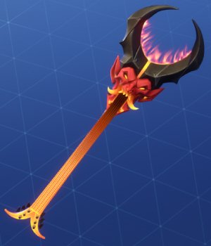 BURNING AXE