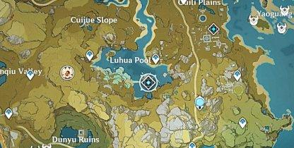 Hidden Palace Of Guizang Formula - Location