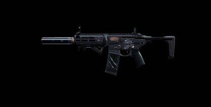 Die Cast Assault Rifle