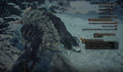 Hunting Down Banbaro Unlocks The Quest