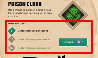 Use Enchantment Points To Upgrade