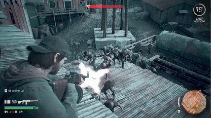 Unload Bullets On Freakers In Choke Points