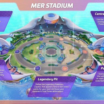 Mer Stadium - Map & Wild Pokemon Guide