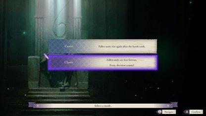 Fire Emblem: 3 Houses Game Mode