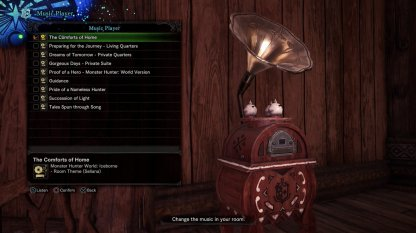 Mhw Iceborne Your Room Guide Pets Decors Customization Gamewith