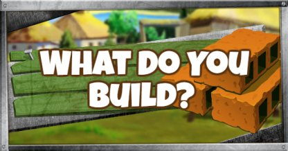 What You Can Build