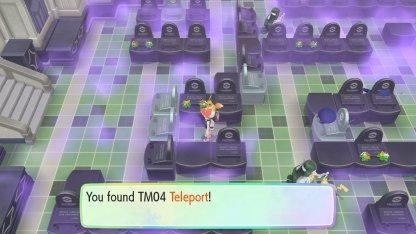 Teleport Location