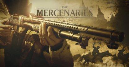 Unlock Mercenaries Mode
